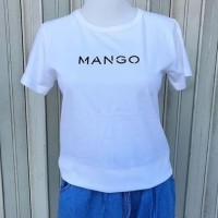 Baju Kaos Mango Wanita Murah