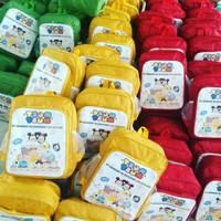 Souvenir hampers tas ransel anak aqiqah ultah one month newborn