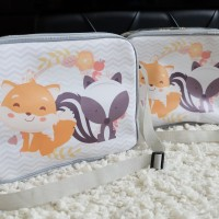 Souvenir hampers tas selempang aqiqah birthday one month newborn