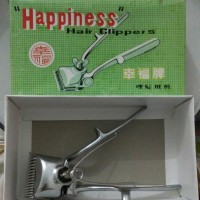 Hair Clipper Manual Happiness - Gunting Kodok