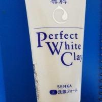 SHISEIDO SENKA PERFECT WHITE CLAY 120gr