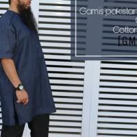 gamis pakistan pria al Amwa Muslim -pakaian pria-kurta pria dewasa -am