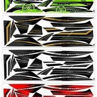 Sticker / Striping Variasi NMAX