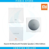 Xiaomi Mi Bluetooth Portable Speaker 2 Mini Edition (Original)