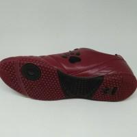 Sepatu Futsal Kelme Original Power Grip Maroon New 2018