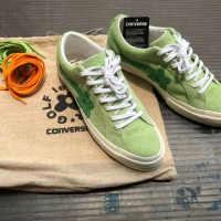 Converse Golf le Fleur - Jade Lime / Mint Green / Egret