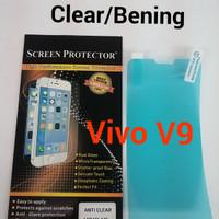 anti gores screen protector clear bening vivo V9 / V 9