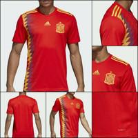 Jersey Timnas Spanyol