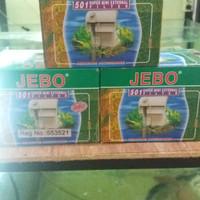Filter Gantung-JEBO 501-Hangon watterfall mini filter external