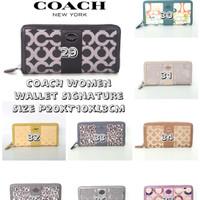 COACH Women Wallet Signature