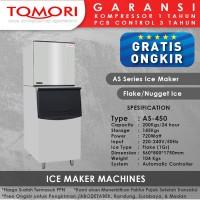 Mesin Pembuat Es Flake AS-450 TOMORI ICE FLAKE Maker