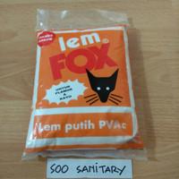 Lem Fox 800 Gram Plamur dan Kayu Lem Putih PVAc