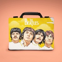 """Band The Beatle 10"""" & 11""""-12 Inch Softcase Tas Laptop Netbook - Kuning"""
