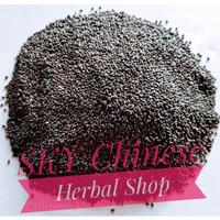 (1 KG) Biji Selasih (Jumbo Besar) Premium / Selasi Serasi Basil Seeds