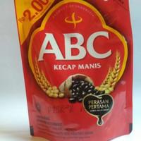 Kecap Manis ABC 60 ml - Refill