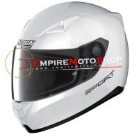 Helm Nolan N60.5 Sport Metal White N605