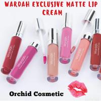 New Wardah Exclusive Matte Lip Cream