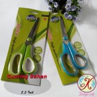 Gunting Delica 8,5 Inch (alat craft / kerajinan)