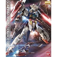 Gundam 1/100 Age-2 Double Bullet MG Earth Federation Force Gunpla ORI