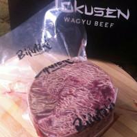 Wagyu Steak Beef Sapi Bifuteki Tenderloin Sirloin Murah Bandung