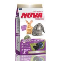 NOVA MIXED BERRIES Rabbit Food Makanan Kelinci 1 kg Mixberries Mix