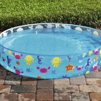 Bestway Fill n Fun Pool. Kolam Renang Anak Tanpa Tiup Pompa Angin
