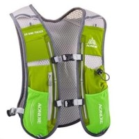 AONIJIE Air Wind Tracker Grass Green - Hydration Backpack - Tas Lari
