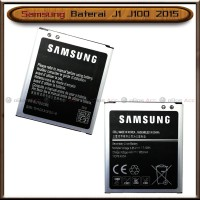 Baterai Samsung Galaxy J1 J100 2015 Original Batre Batrai HP
