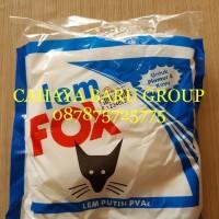 LEM FOX PUTIH PVAc/LEM SLIME 350 GRAM