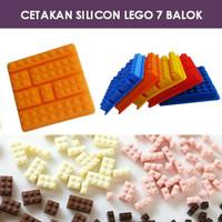 cetakan lego / cetakan silicone lego / cetakan silikon lego