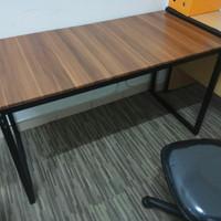 meja kantor ,kerja ,kafe dlln 100x60