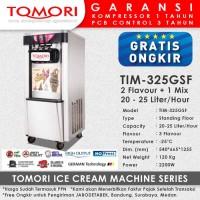 Mesin Es Krim 3 Tuas (Rainbow Ice Cream) TOMORI TIM-325GSF