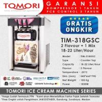 Mesin Es Krim 3 Tuas (Rainbow Ice Cream) TOMORI TIM-318GSC