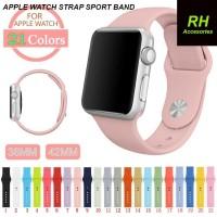 Tali jam strap sport band apple watch iwatch 38mm 42mm 40mm 44mm