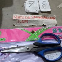gunting kulit gunting kain gunting kertas serbaguna hb 75