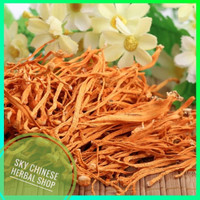 (600 GRAM) Cordyceps Flower Premium /Bunga Natural Jamur Chong Cao Hua