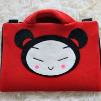 softcase/tas laptop,netbook,notebook lucu Pucca
