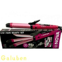 CATOKAN NOVA 2 in 1 BIG / CATOK 2 in 1/ CATOKAN CURLY