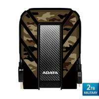 Adata HD710M Pro Military 2TB - Hardisk Eksternal USB 3.1