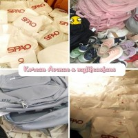 TAS TERBARU MURAH [Ready Stock] SPAO Backpack Korea Original 100% CEK
