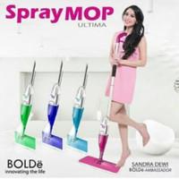 Spray Mop BOLDE Alat Pel Otomatis & Praktis