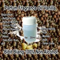 Refill Parfum Mobil Aroma Vanilla Aroma Mantap dan Kuat