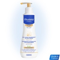 Mustela Nourishing Cleansing Gel with Cold Cream