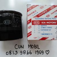 Filter oli KIA Timor. Ford Laser 1.3.dan 1.5