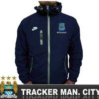 Jaket Tracker Manchester City / Jaket Tracker City XXL