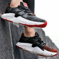 Sepatu Adidas Propher Black Orange Size 40-44 Sepatu sneakers terbaru