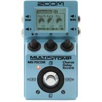 Zoom MS70CDR Multi Stomp - Efek Gitar MS-70CDR / MS70 CDR / MS 70CDR