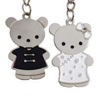 Gantungan Kunci Couple Bear