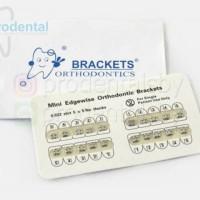 Bracket Amplop Murah / Bracket Behel Orthodontic