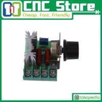 Motor Speed Controller 2000W Voltage Regulator Dimmer AC 50-250V 25A